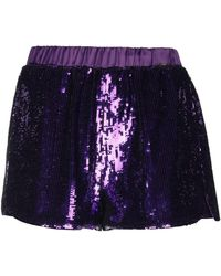 Liu Jo Shorts & Bermuda Shorts - Purple