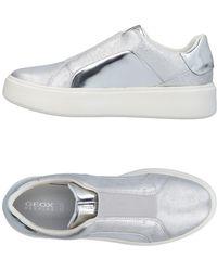 Geox Sneakers & Tennis basses - Métallisé