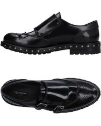 Dolce & Gabbana - Loafer - Lyst