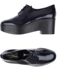 Robert Clergerie Lace-up Shoe - Blue