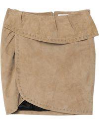 IRO Minifalda - Neutro