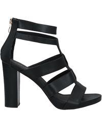 CafeNoir Sandals - Black