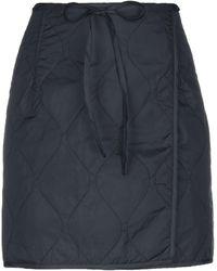 Majestic Filatures Midi Skirt - Black