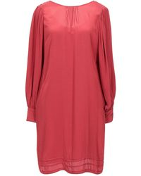 See U Soon Short Dress - Red