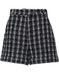 MSGM Shorts & Bermuda Shorts - Black