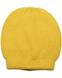 cd7f4cae1 Free People Synthetic Skyline Pom Beanie (pink) Beanies - Lyst