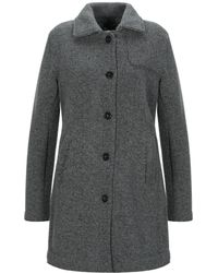Fred Perry Coat - Gray