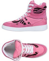 Katie Grand Loves Hogan Sneakers & Tennis shoes alte - Rosa