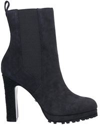 Reiss Ankle Boots - Blue