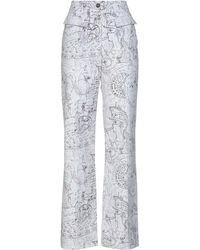 Nehera Trousers - White