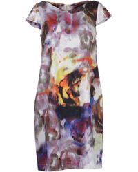Anneclaire - Short Dress - Lyst