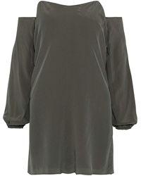 Bailey 44 Short Dress - Grey