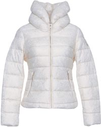 Guess - Synthetic Down Jackets - Lyst