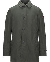 Peuterey Overcoat - Multicolour
