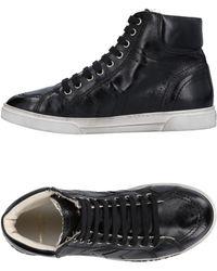 Saint Laurent High Sneakers & Tennisschuhe - Schwarz