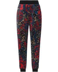 W Les Femmes By Babylon Trousers - Red