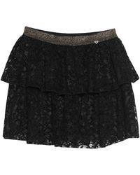 Please Mini Skirt - Black