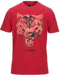 Philipp Plein T-shirt - Red
