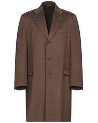 Trussardi Coat - Brown