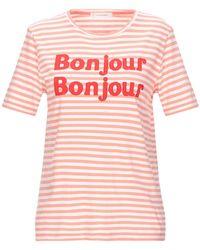 Chinti & Parker T-shirt - Pink