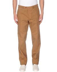 Mabitex Casual Trousers - Brown