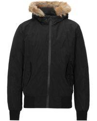 Refrigue Down Jacket - Black