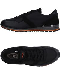 Tod's Low-tops & Trainers - Black