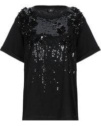 Elisabetta Franchi - T-shirts - Lyst