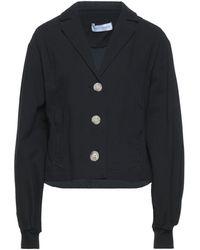 WEILI ZHENG Suit Jacket - Black