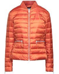 Caractere Synthetic Down Jacket - Orange