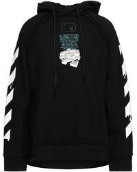 Off-White c/o Virgil Abloh Sweatshirt - Black