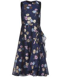 Peter Pilotto Knee-length Dress - Blue