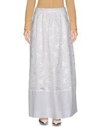 MAX&Co. - Long Skirt - Lyst