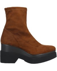 Inuovo Ankle Boots - Brown