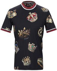 Dolce & Gabbana T-shirt - Noir