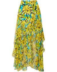 Michael Kors Long Skirt - Yellow