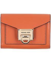 MICHAEL Michael Kors Portefeuille - Orange