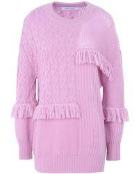 Prabal Gurung Sweater - Purple