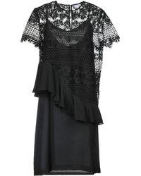 Lala Berlin Robe aux genoux - Noir
