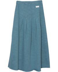 Nine:inthe:morning Denim Skirt - Blue