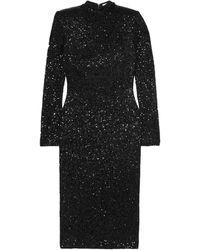 Rebecca Vallance - Vestido por la rodilla - Lyst