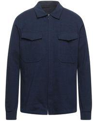 Harris Wharf London Camisa - Azul