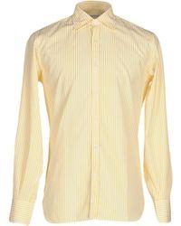 Piombo - Shirt - Lyst