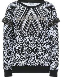 Silvian Heach Sweat-shirt - Noir