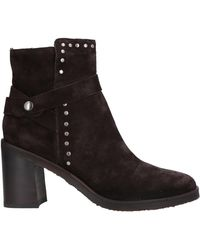 PURITANO Ankle Boots - Brown
