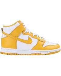 Nike Sneakers & Tennis montantes - Jaune