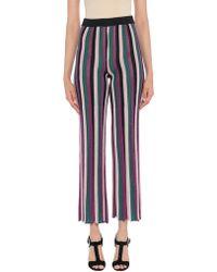 Pianurastudio Casual Trousers - Purple