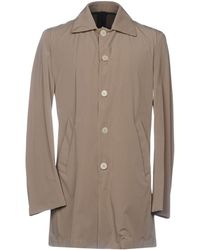 Aquarama Overcoat - Natural