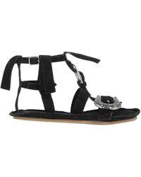 Acne Studios Sandals - Black
