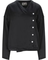 Hache Shirt - Black